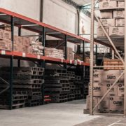 image of storage in warehouse